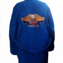 Домашняя одежда - Халат махровый , 0