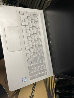 Ноутбуки - Синего цвета металлический ноутбук HP CORE I3…, 0