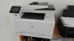 Принтеры и МФУ - МФУ HP Color LaserJet Pro M274n Принтер Сканер , 0