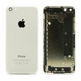Корпусные детали - Корпус iPhone 5C белый Оригинал, 0