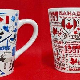 Кружки, блюдца и пары - Кружка Canada Канада Royal Norfolk 375 мл, 0