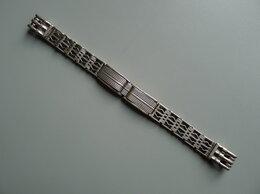 Наручные часы - Серебряный браслет для часов СССР, 0