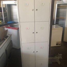 Мебель для учреждений - Шкаф для сумок металлический , 0