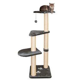 Когтеточки и комплексы  - Домик-когтеточка для кошки Altea серый Trixie, 0
