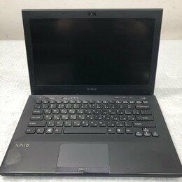 """Ноутбуки - Ноутбук 13,"""" SONY VAIO PCG-4121B i7 2640M/8Gb/SSHDD500GB, 0"""