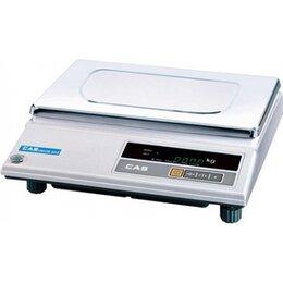 Весы - Весы порционные CAS AD 5кг (007741), 0