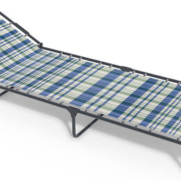 Кровати - Раскладушка Классика 190х65 см 120 кг, 0