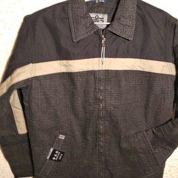 Куртки - Новая зимняя джинсовая куртка  Турция, 0