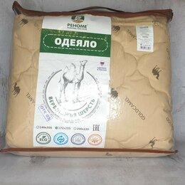 Одеяла - Одеяло верблюжья шерсть 2,0сп Премиум, 0