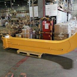 Спецтехника и навесное оборудование - Гусёк удлинитель экскаватора 20 - 25 тонн, 0