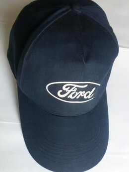 Головные уборы - Кепка - бейсболка с логотипом Ford, 0