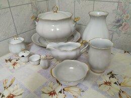 """Сервизы и наборы - Набор фарфоровой посуды """"Барановка"""" с супницей, 0"""
