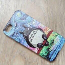 Чехлы - Задняя панель на iPhone 5 / 5S / SE с Totoro, 0