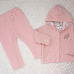 Комплекты - Костюм для девочки: куртка и брюки, 74-80, 0