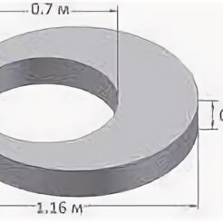 Железобетонные изделия - Крышка железобетонная (ПП 10), 0