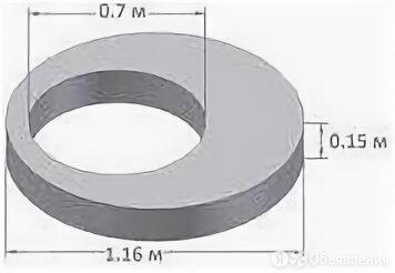Крышка железобетонная (ПП 10) по цене 2400₽ - Строительные смеси и сыпучие материалы, фото 0