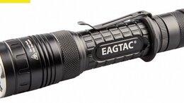 Фонари - Фонарь EagTac (EagleTac) + сменный 4-х цветный…, 0