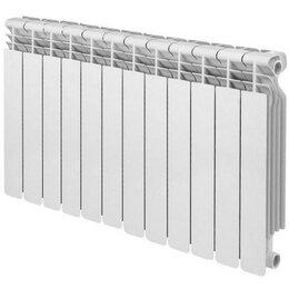Радиаторы - Радиатор алюминиевый 500/90/12 секций Rifar Alum, 0
