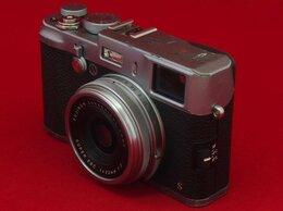 Фотоаппараты - Fujifilm X100S (гарантия, чек), 0