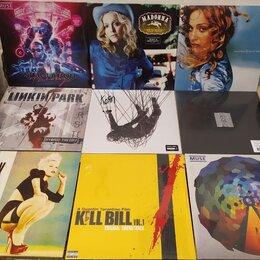 Виниловые пластинки - LP Pink Linkin Park Muse Kill Bill Quentin Tarantino Korn Madonna Joy Division, 0