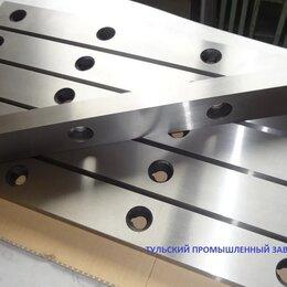 Принадлежности и запчасти для станков - Ножи 625х60х25мм для гильотины Н3121 от завода производителя в наличии, 0