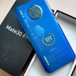 Мобильные телефоны - Huawei Mate 30 Pro 128GB, 0
