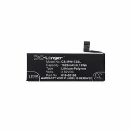 Аккумуляторы - Аккумулятор телефона Apple iPhone SE (616-00107), 0