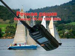 Рации - Речная рация TK-X6 10W Ultra, 0