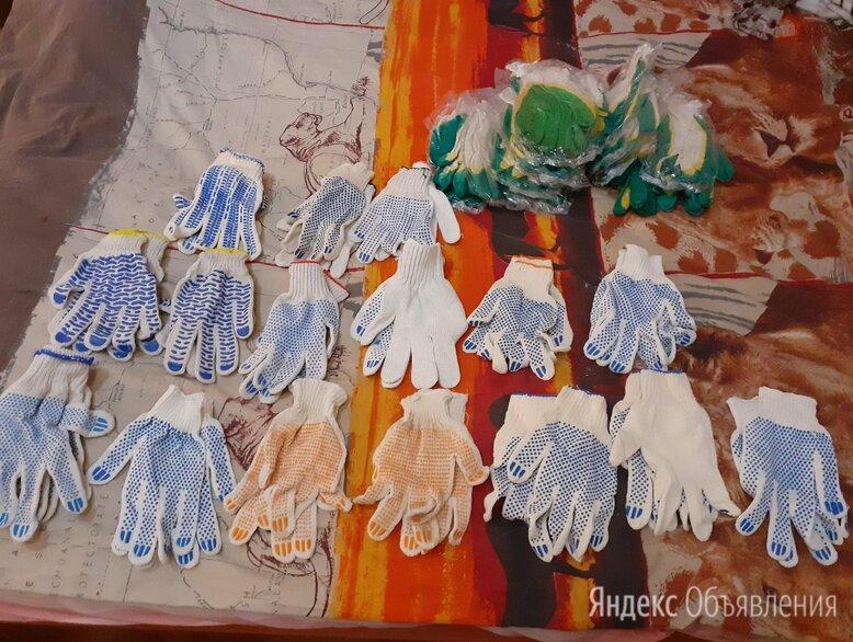 Перчатки рабочие по цене 30₽ - Одежда, фото 0
