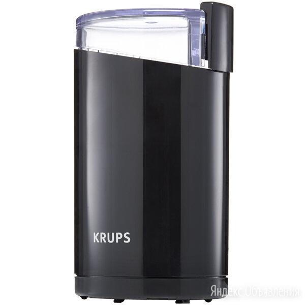 Кофемолка Krups Coffee Grinder F2034232 новая по цене 1199₽ - Кофемолки, фото 0