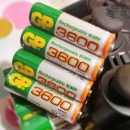 Батарейки - Аккумуляторы GP 3600 АА, 0
