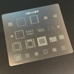 Новогодний декор и аксессуары - Трафарет Samsung Galaxy Note 8, 0