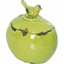 Новогодние фигурки и сувениры - Декоративная банка Furla Olive Grande, 0