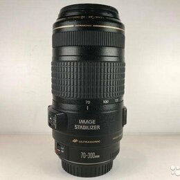 Объективы - Canon EF 70-300mm f/4-5.6 IS USM (A254), 0
