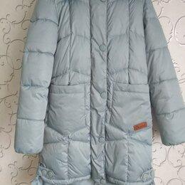Куртки и пуховики - Зимнее пальто пуховик Oldos р. 140, 0