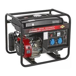Электрогенераторы - Бензиновый генератор DDE GG3300, 0