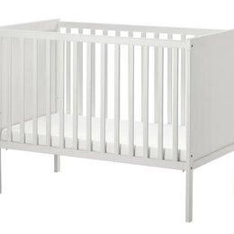 Кроватки - Кроватка Икеа Сундвик 120×60, 0