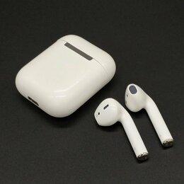 Наушники и Bluetooth-гарнитуры - Apple Airpods 2 (реплика), 0