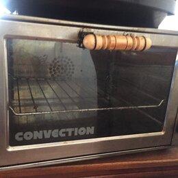 Жарочные и пекарские шкафы - Профессиональная  печь конвекционная, Франция, 0