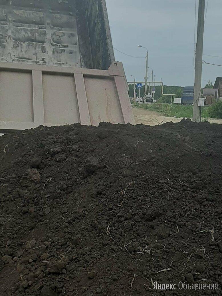 Чернозем  howo (15-25 тонн) по цене 200₽ - Субстраты, грунты, мульча, фото 0