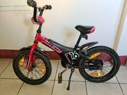 Велосипеды - Детский велосипед Trek jet 16, 0