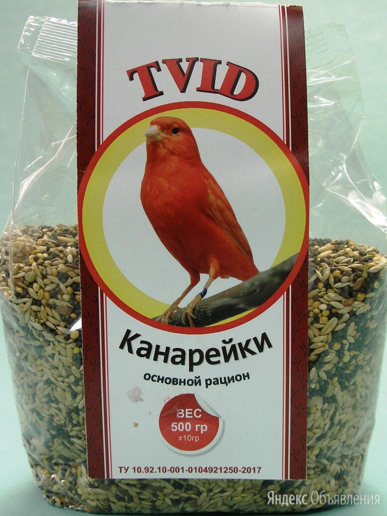 Оптом корм для зерноядных птиц и грызунов по цене 180₽ - Корма, фото 0
