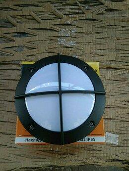 Настенно-потолочные светильники - Светильник уличный Ecola GX53 B4143S LED IP65, 0