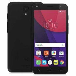 Мобильные телефоны - Смартфон Alcatel PIXI 4 (5) 5010D (черный), 0