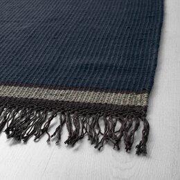 Ковры и ковровые дорожки - Новый шерстяной ковер Стокгольм Икеа, 0