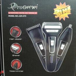 Машинки для стрижки и триммеры - Триммер для волос 3 в 1 Gemei GM-579, 0