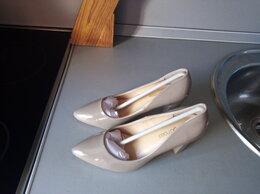 Туфли - Туфли женские новые лодочки, устойчивый каблук…, 0