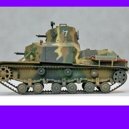 Сборные модели - 1/35 модель танка Тип 92  Япония 1932 год в масштабе 1/35, 0