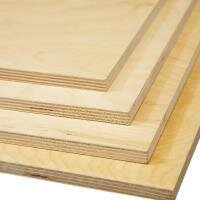 Древесно-плитные материалы - Фанера влагостойкая от 3 мм, 0