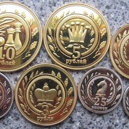 Монеты - Сувенирные монеты Калмыкия 2013 Шахматные фигуры, 0